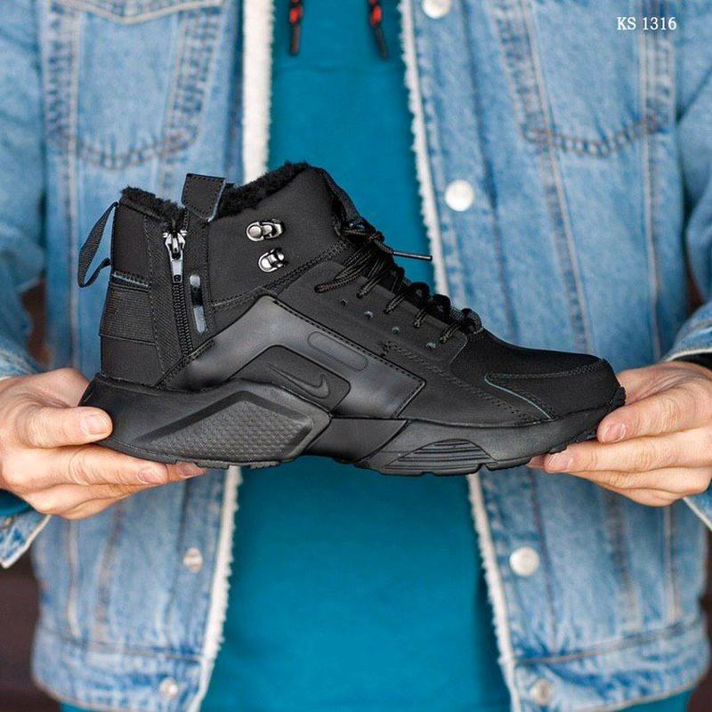 Кроссовки Nike зимние с мехом