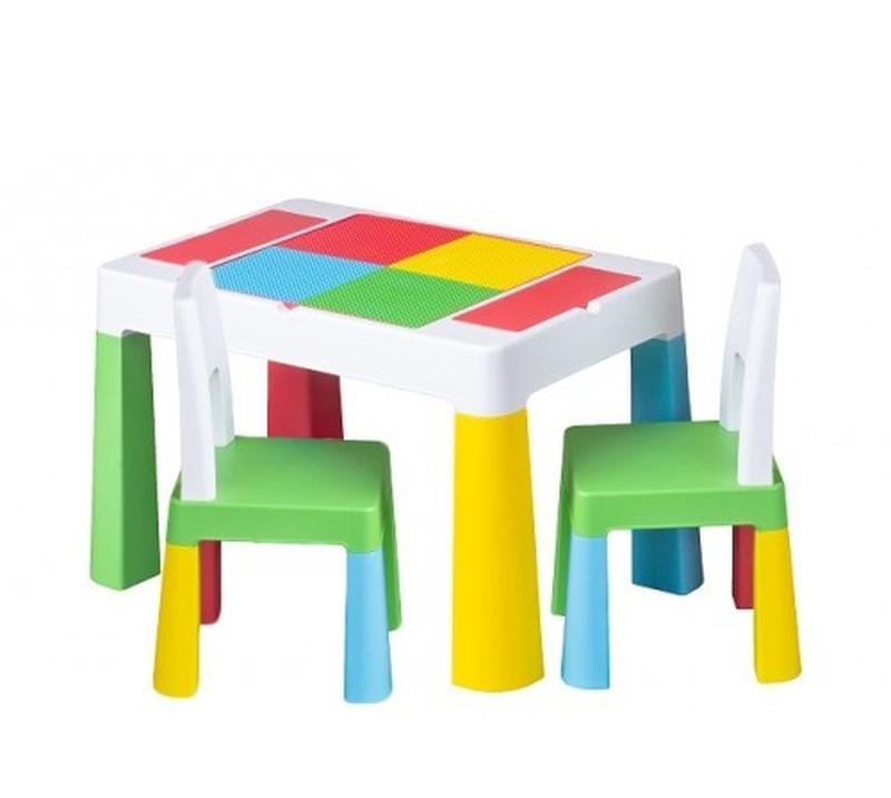Набор стол 2 стульчика Tega Baby MultiFun