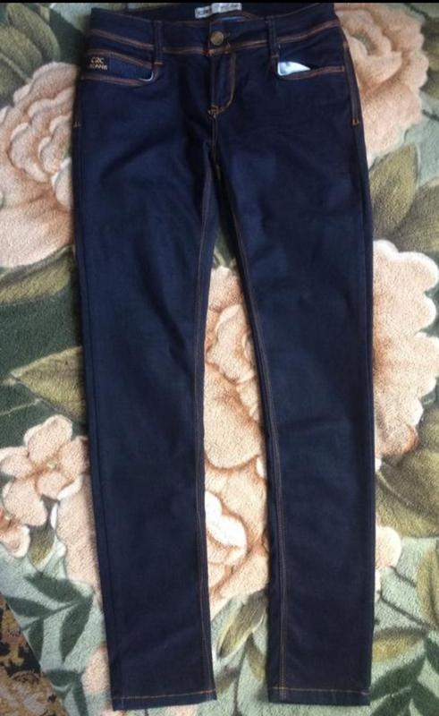 Джинсы узкие,  облегающие, джинсы турция