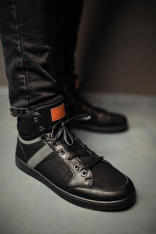 Ботинки мужские(зима)