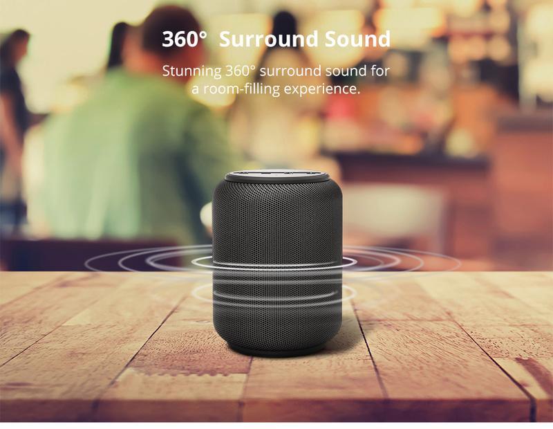 Bluetooth колонка Tronsmart Element T6 Mini - Фото 10