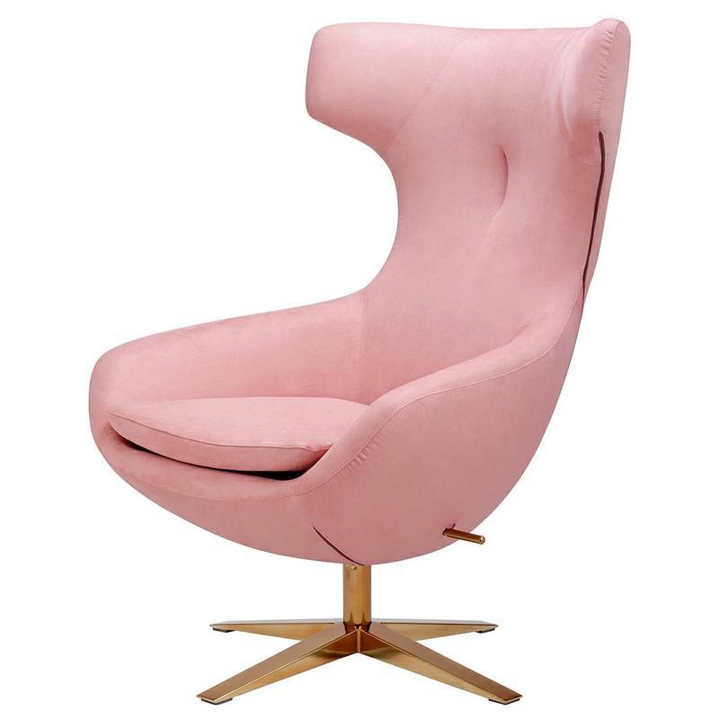 Кресло мягкое дизайнерское.