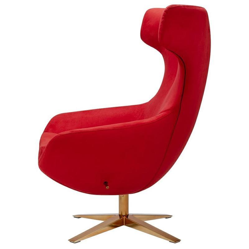 Кресло мягкое дизайнерское. - Фото 3
