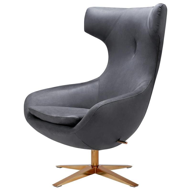 Кресло мягкое дизайнерское. - Фото 7