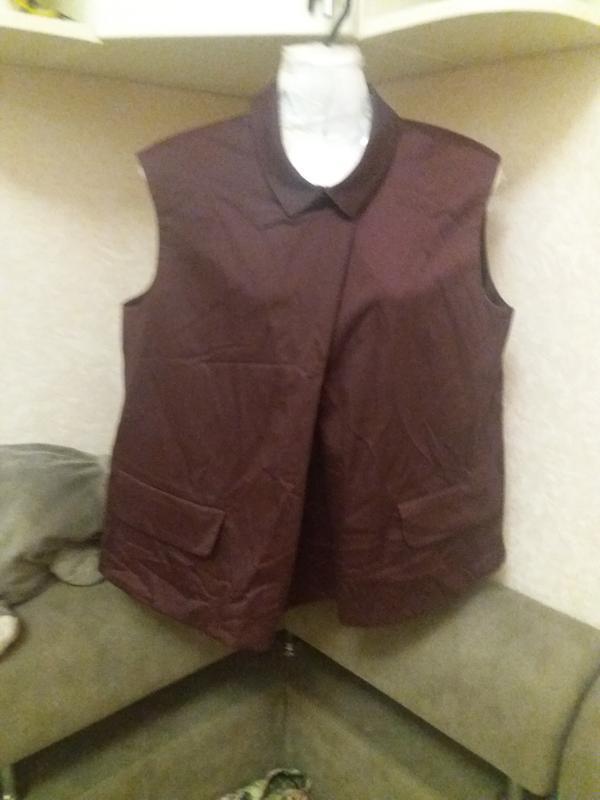 Очень стильная оверсайз блузка от cos  48.50р  cos