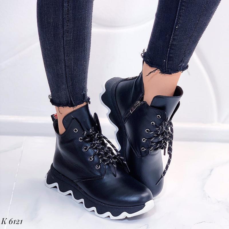 Шикарные зимние ботинки