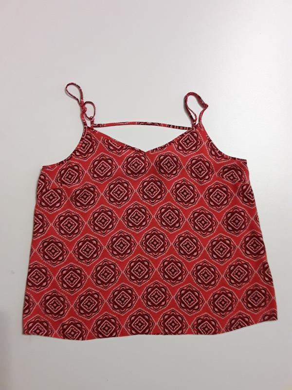 Фирменная майка маечка блуза