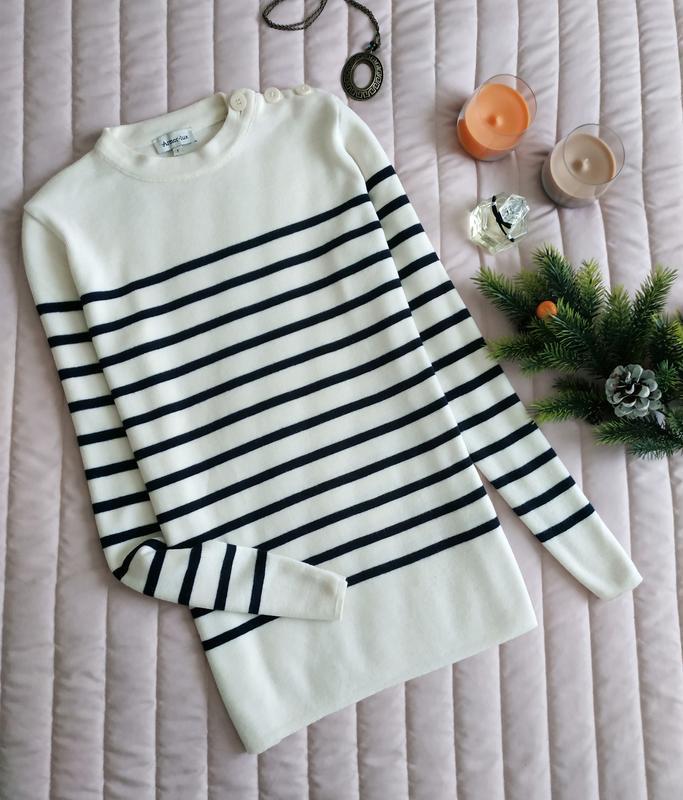 Шерстяной свитер, джемпер (100% шерсть)