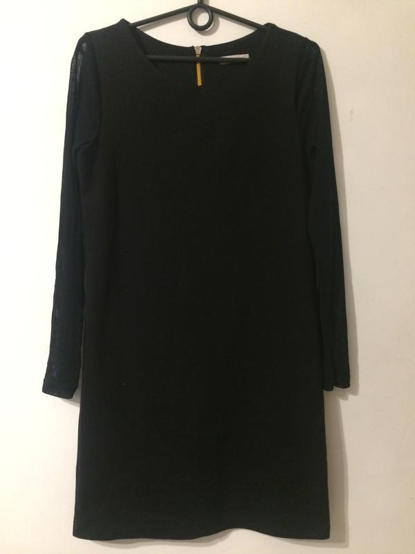 Massimo платье сукня чёрное