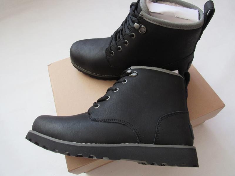 Ugg оригинал зимние ботинки для мальчика 34 eur