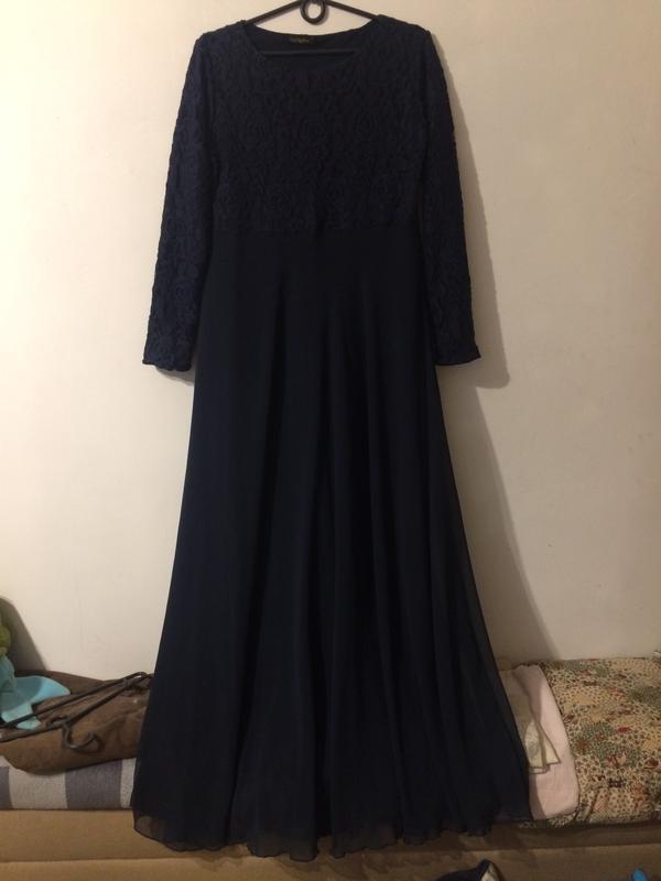 Zadina платье сукня длинное