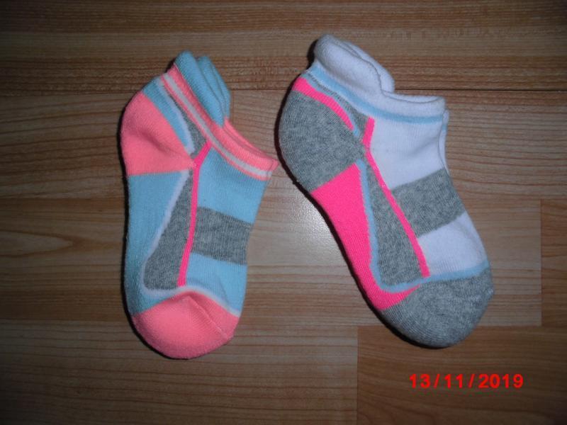 Носки george, махровая стопа. 25-27р. дві пари.