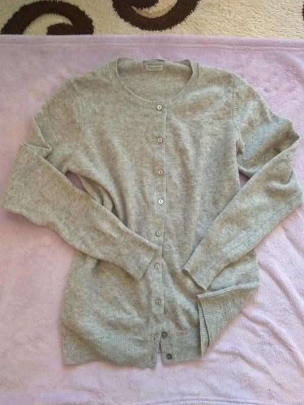 Шерстяной свитер мериносовая шерсть