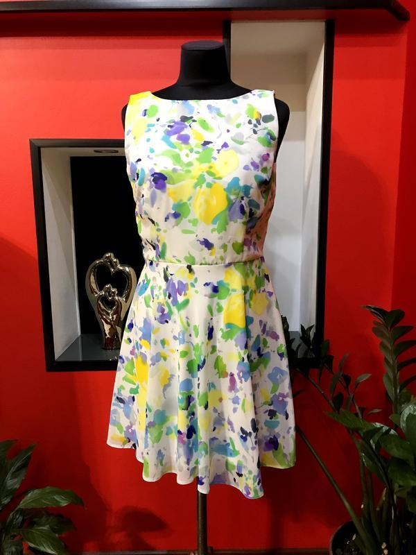 ❗️продам женское летнее яркое платье, сарафан atmosphere❗️