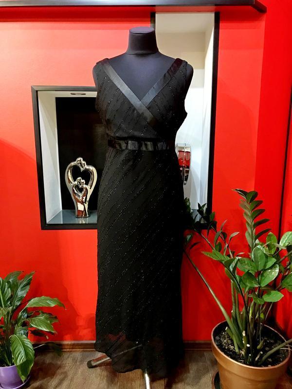 ❗️продам женское вечернее нарядное платье, сарафан bonmarché❗️