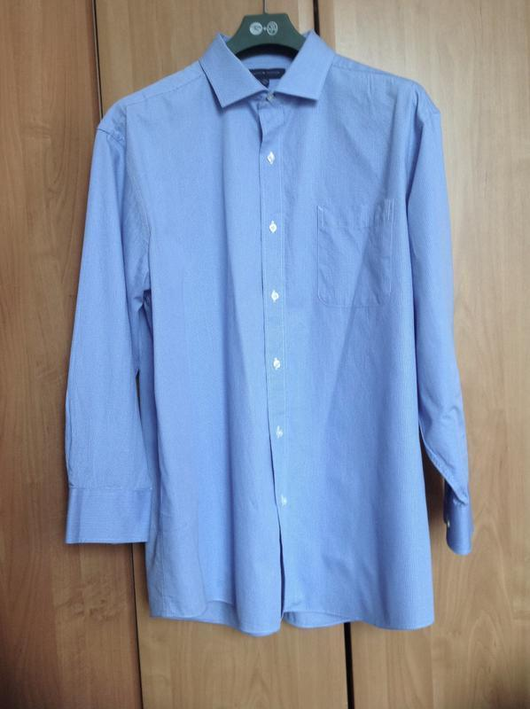 Рубашка мужская tommy hilfiger р.xl
