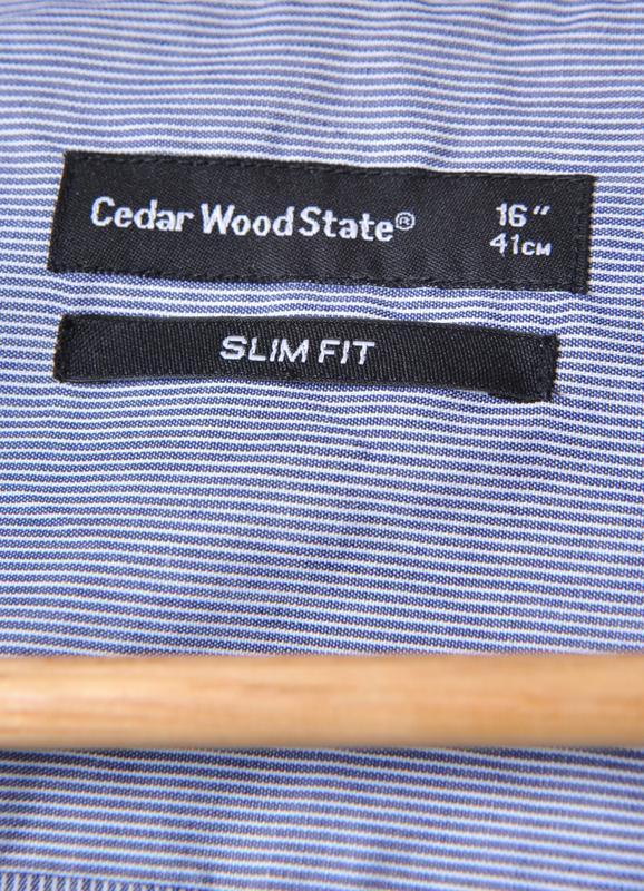 "Крутая рубашка ""cedarwood state"" 🎄🎄🎄 - Фото 5"