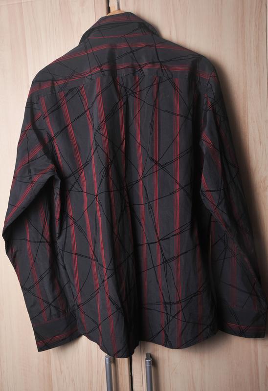 """Стильная рубашка """"c-brand"""" акция 1+1= 3 - Фото 3"""