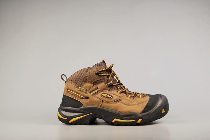 Мужские ботинки keen waterproof steel, р 43