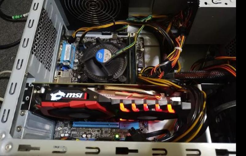 Видеокарта MSI Geforce GTX 1050 Ti Gaming X 4 GB GDDR5 - Фото 6