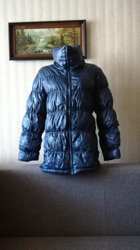 Куртка синтепон удлиненная размер м chicoree