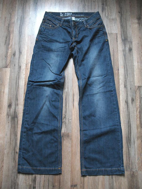 Хлопковые джинсы тм de corp esprit