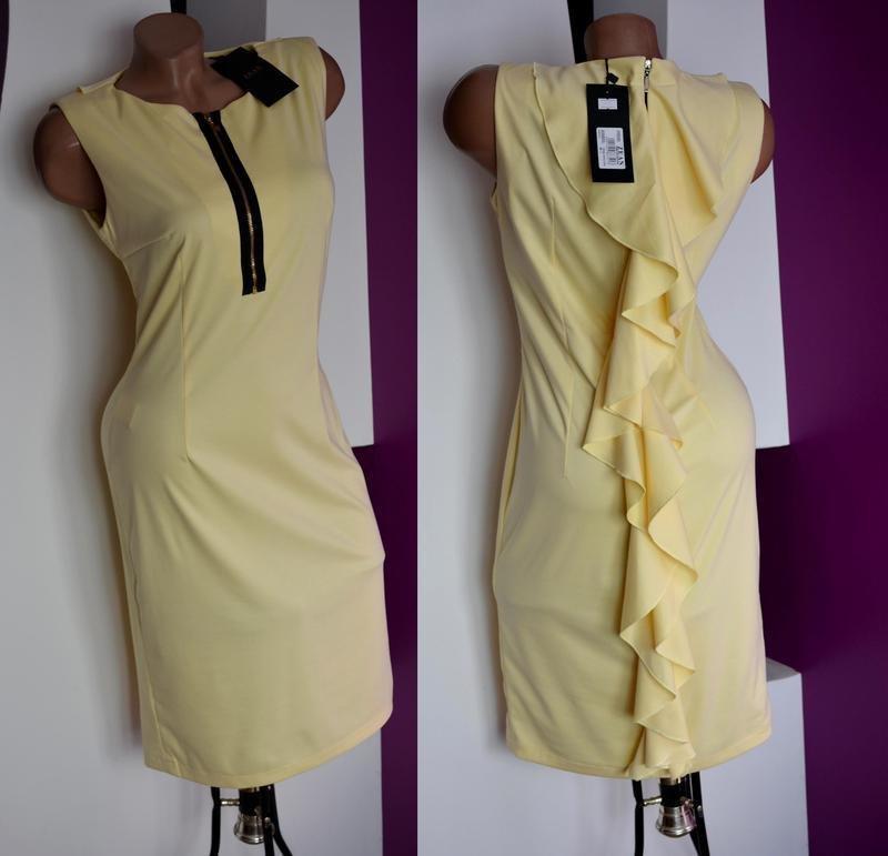 Брендовое  платья zean. супер качество