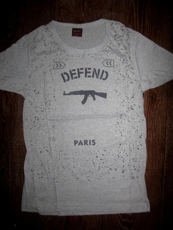 Стильная футболка. турция