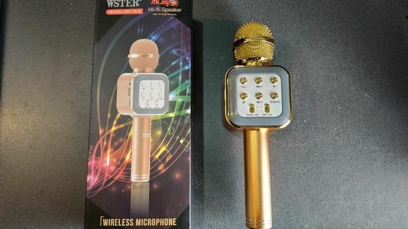 Беспроводной микрофон bluetooth