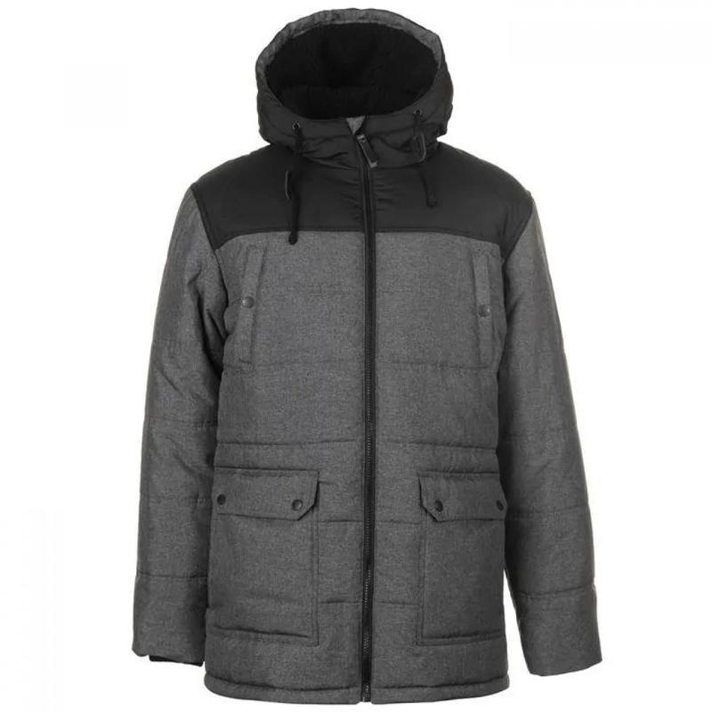 Зимова куртка gelert quest dkchar marl