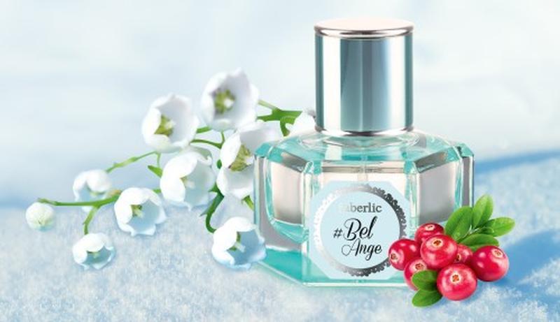 Парфюмерная вода для женщин #Bel Ange Faberlic