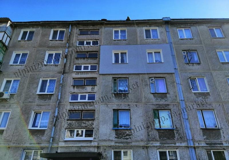 Утепление стен квартир и домов пенопластом 50 мм, плотность 25