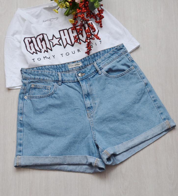 Стильные джинсовые шорты denim pimkie