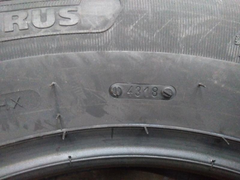 Нові зимові шини Taurus 235/65 R 17 SUV WINTER [108]H - Фото 4