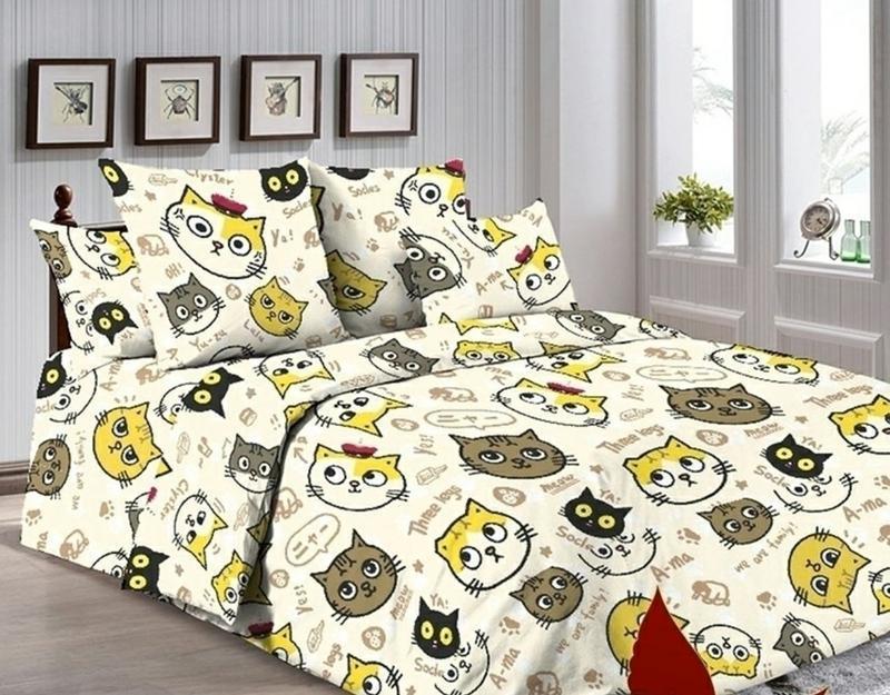 1,5 комплект постельного белья для детей