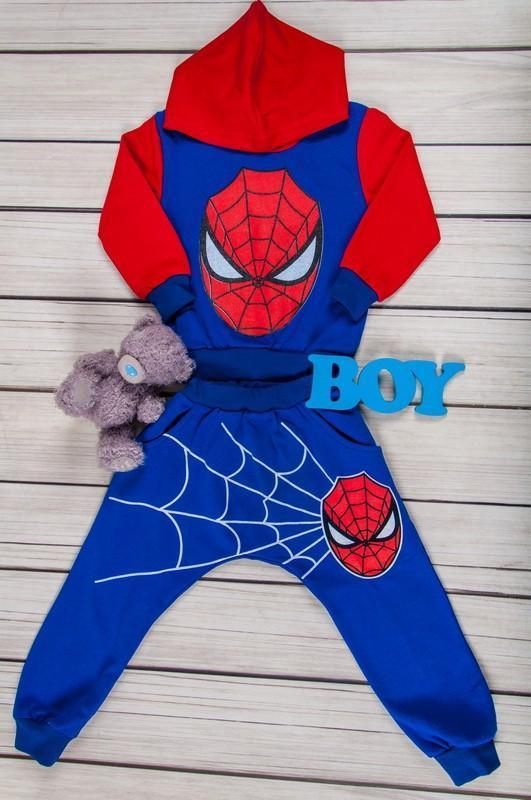 Детский  костюм спайдермен (1-2года)