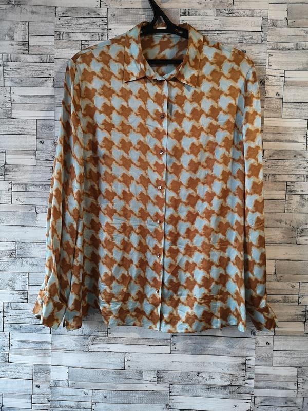 Шелковая рубашка laurel