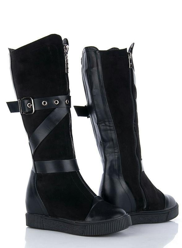 Сапоги зима зимние ботинки