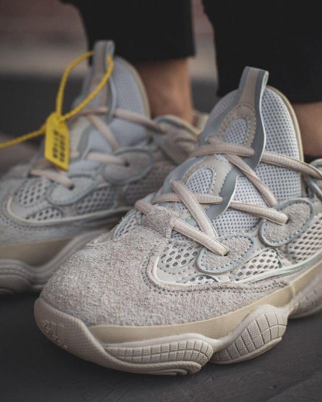 кроссовки мужские Adidas Yeezy 500