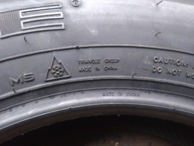 Нові зимові шини Triangle 185/75 R 16C TR737 [104/102]Q - Фото 3