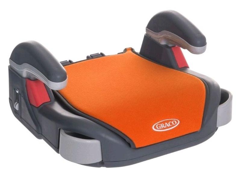 В наличии детское автокресло бустер Graco Booster от 15 до 36 кг