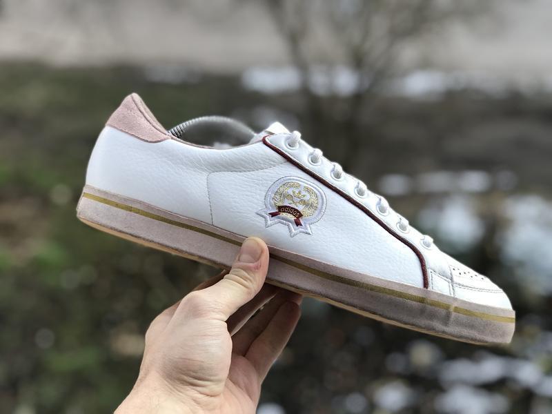 Adidas rod laver шкіряні кеди кросівки оригінал