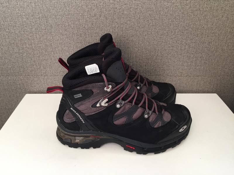Чоловічі черевики salomon comet 3d gore-tex мужские ботинки са...