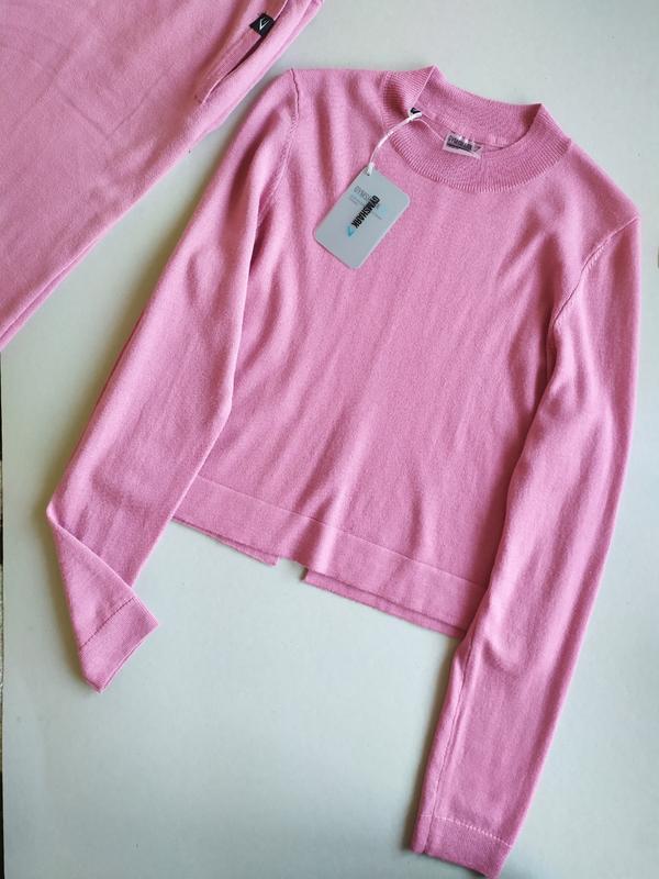 Джемпер свитер шерстяной gymshark