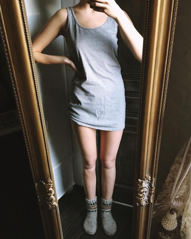 Майка платье jean pascale {m}