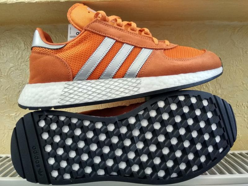Кроссовки adidas marathonx 5923 eqt support ultra boost jogger...