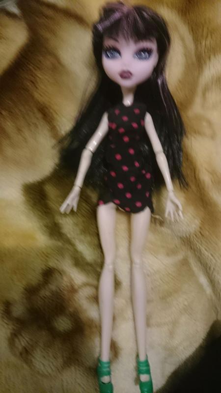 Дракулаура монстр хай кукла - Фото 7
