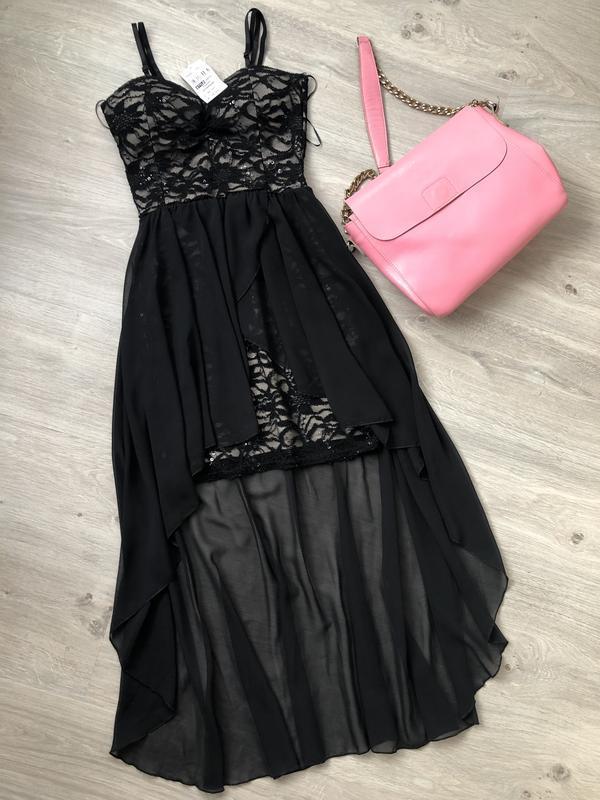 Классное вечернее платье, асимметричное вечернее платье, наряд...