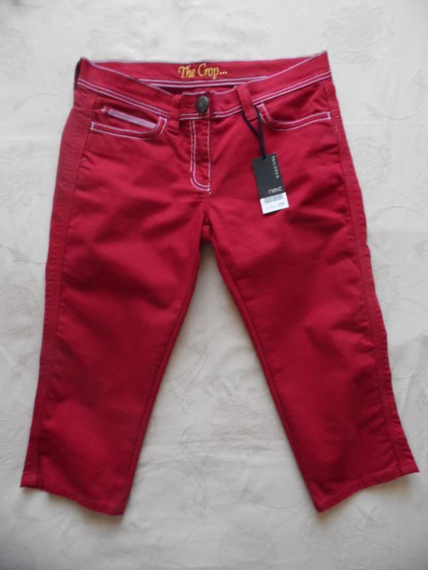Брюки капри джинс next размер 12 – идет на 46-48+