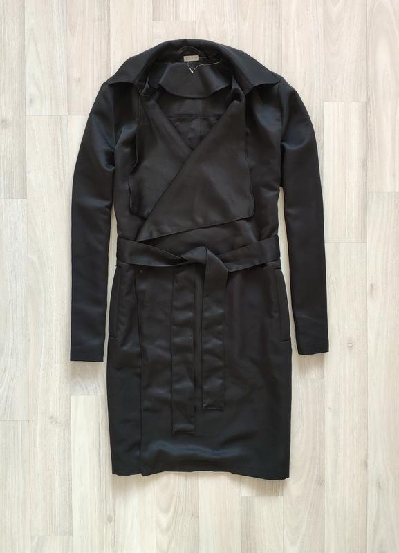 Женское пальто плащ размер 48